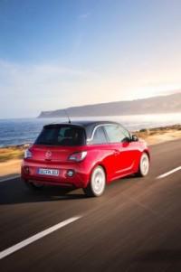 Opel Adam - стильне авто для міста